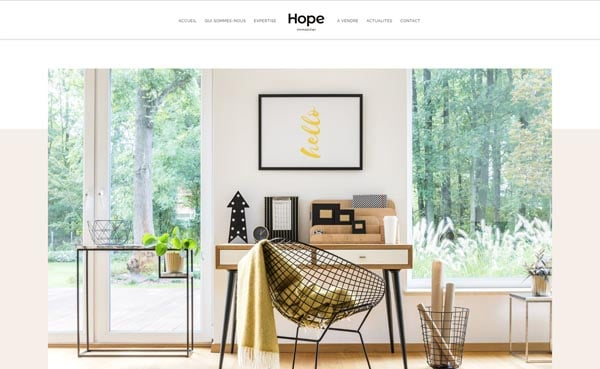 Hope Immobilier